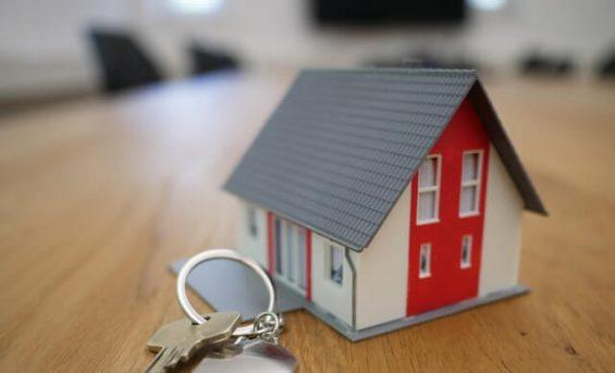 Mini House with Key